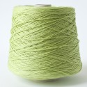 Silk Baby Camel Lace Yarn Mai Green www.wollefein