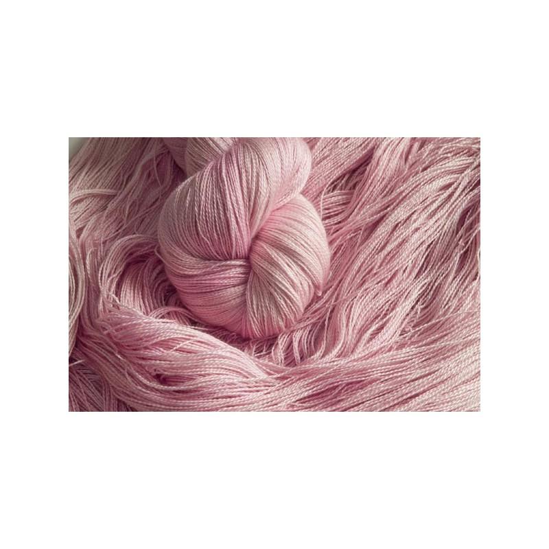 Silk Alpaca Royal Lace yarn Lemon www.wollefein.ch