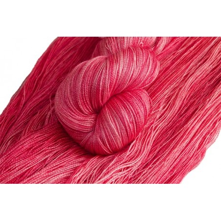 Silk Alpaca Royal Lace Coral