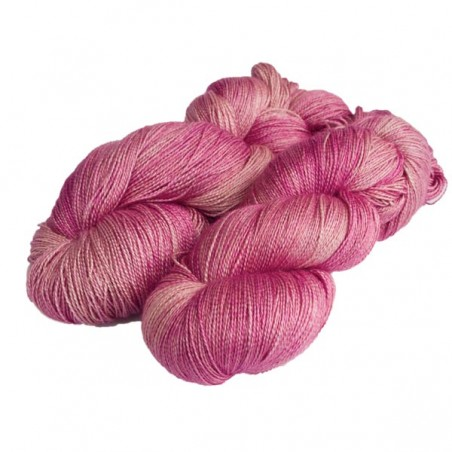 Silk Merino Fine Red Violet