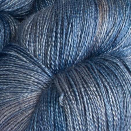Silk Merino Fine Turquoise Light