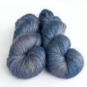 Silk Merino Fine Light Blue yarn www.wollefein.ch