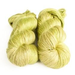 Silk Merino Fine Lilac Gray