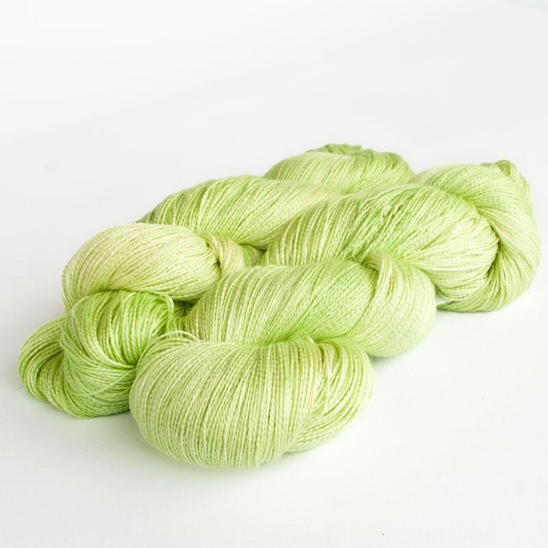 Silk Baby Camel Lace Blue yarn www.wollefein.ch