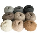 Pullover Cranberry Knitting pattern www.wollefein.ch